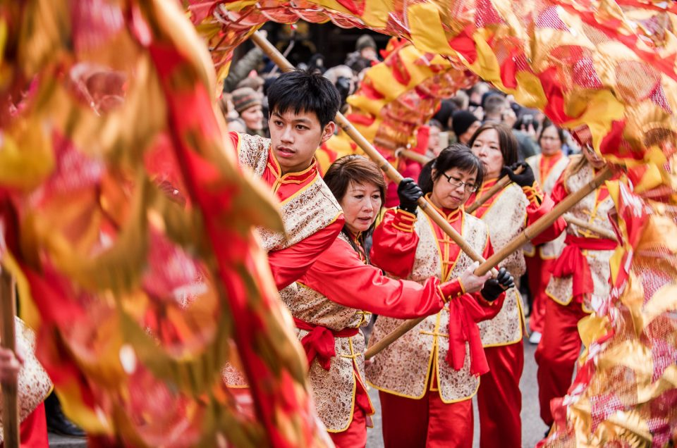 Chinese New Year 2015 London