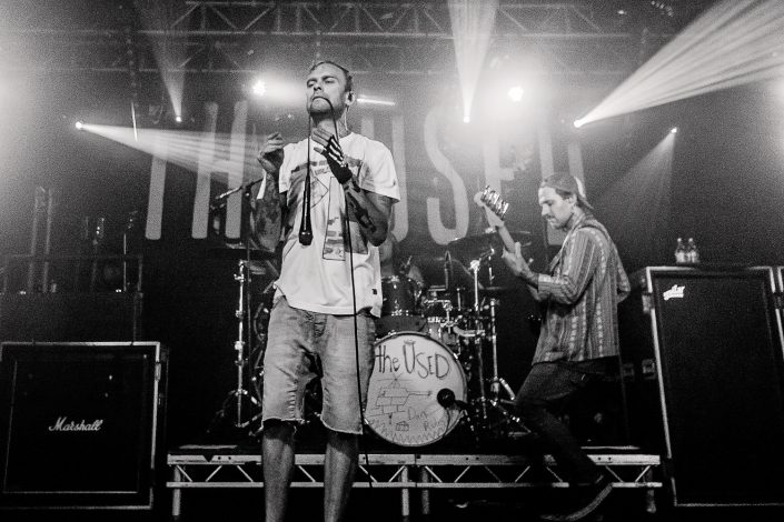 the used live in oxford
