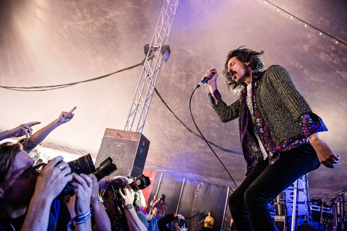 turbowolf live at kendal calling festival