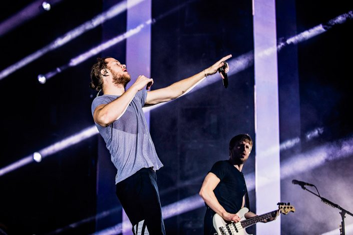 imagine dragons live in london