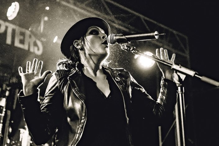 the interrupters live in oxford