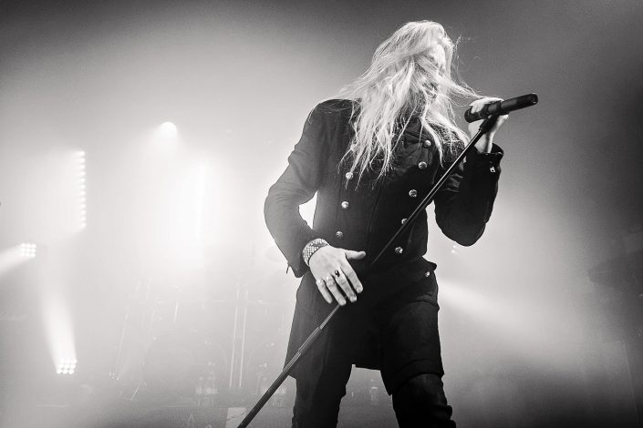 saxon live in oxford