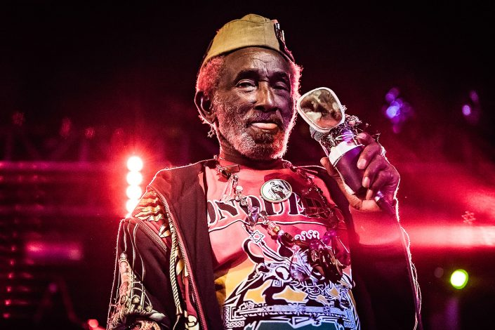 lee scratch perry live in oxford