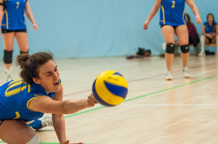 women volleyball university of bath