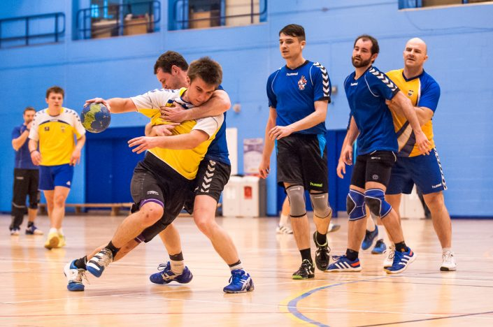 men handball university of bath vs southampton