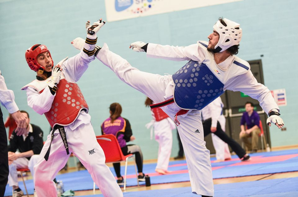Taekwondo Imperial College Open 2016